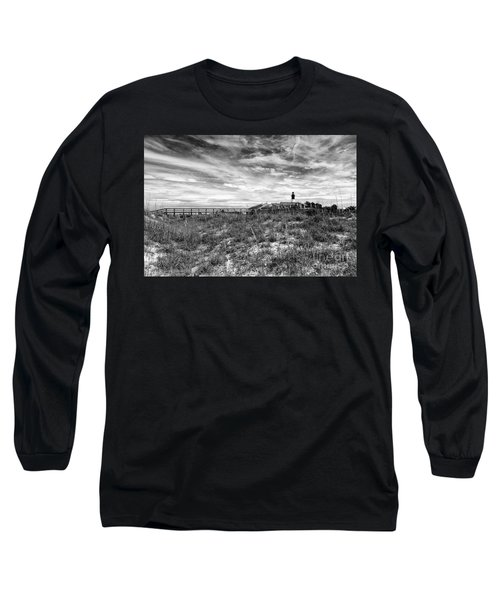 Tybee Island Light Station Long Sleeve T-Shirt