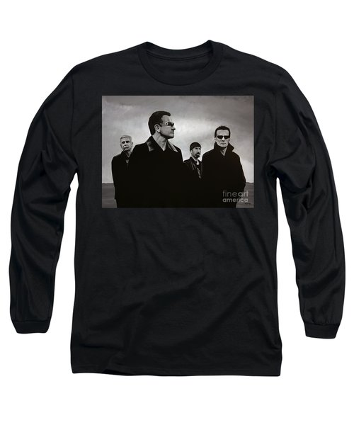 U2 Long Sleeve T-Shirt