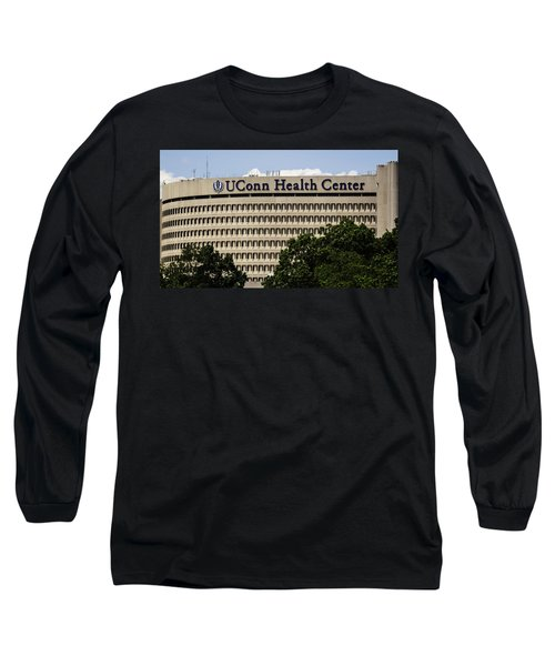 University Of Connecticut Uconn Health Center Long Sleeve T-Shirt