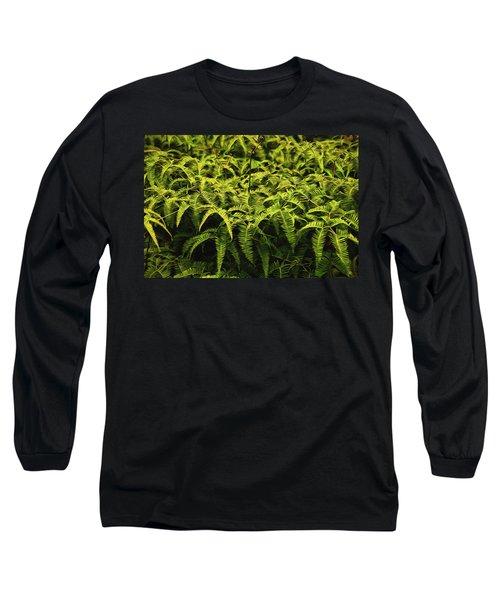 Uluhe Fern II Long Sleeve T-Shirt