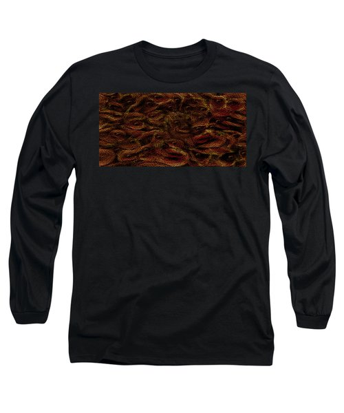 Under The Bed Long Sleeve T-Shirt
