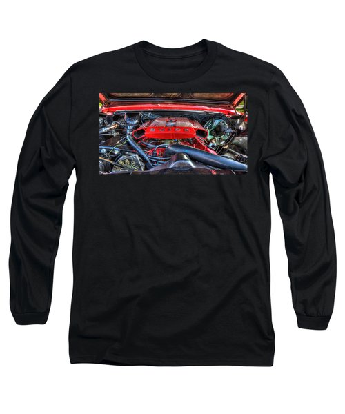 Under The Hood Long Sleeve T-Shirt by Amanda Stadther