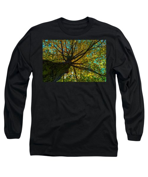 Under The Tree S Skirt Long Sleeve T-Shirt