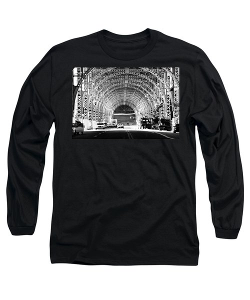 Under The West Side Highway Long Sleeve T-Shirt