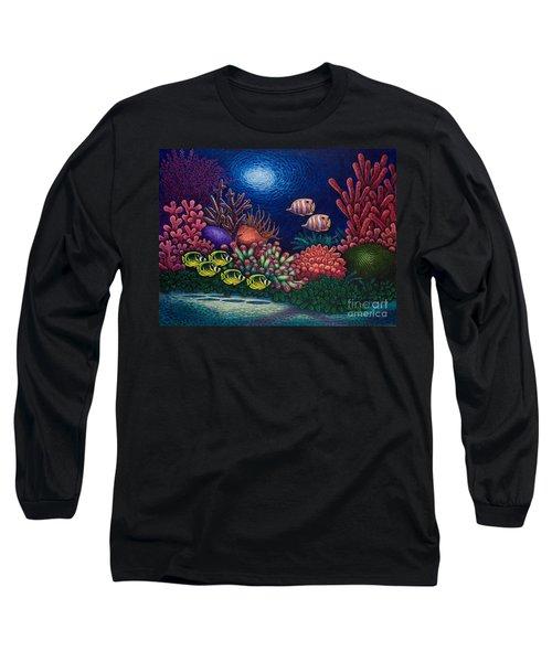 Undersea Creatures Vi Long Sleeve T-Shirt