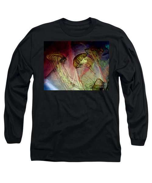 Long Sleeve T-Shirt featuring the photograph Underwood Balie by Irma BACKELANT GALLERIES