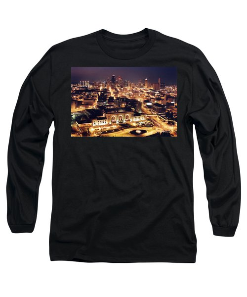 Union Station Night Long Sleeve T-Shirt
