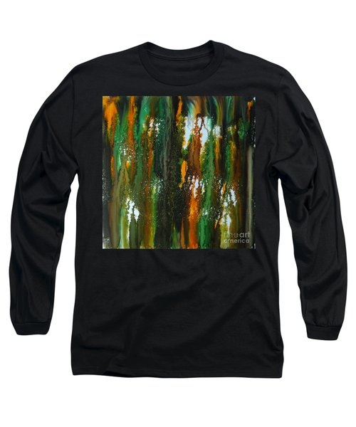 Spring Of Duars Long Sleeve T-Shirt