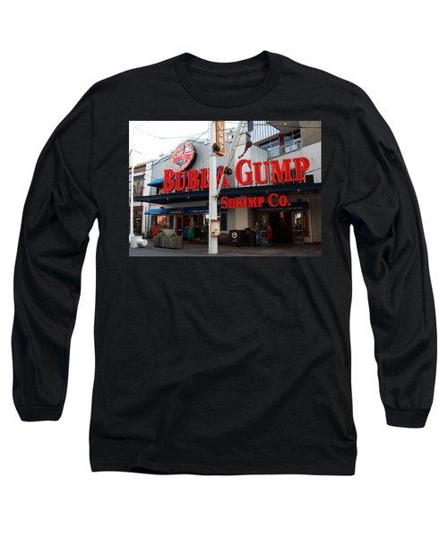Universal Gump Long Sleeve T-Shirt
