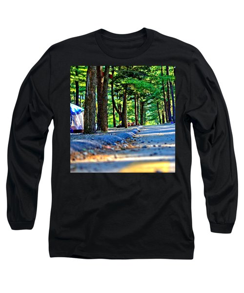 Unknown Destination Long Sleeve T-Shirt