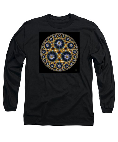 Unknown Unknowns Long Sleeve T-Shirt by Manny Lorenzo