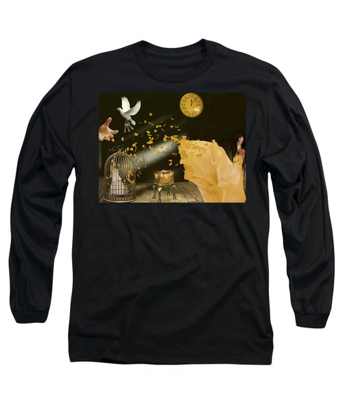 Unlock Thy Inner Self Long Sleeve T-Shirt