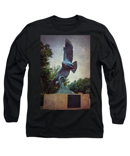 Unt Eagle In High Places Long Sleeve T-Shirt