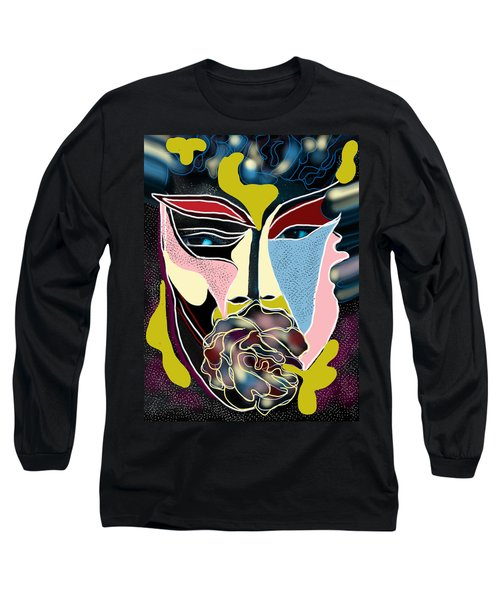 Untitled # 2 Long Sleeve T-Shirt