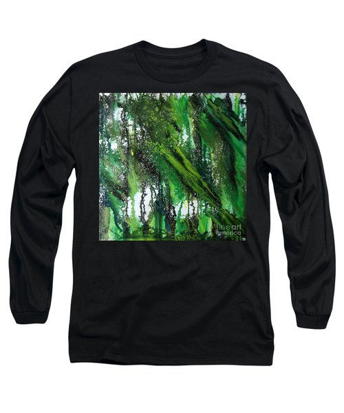 Forest Of Duars Long Sleeve T-Shirt