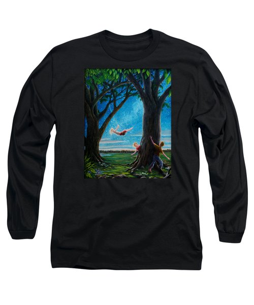Innocence  Long Sleeve T-Shirt by Matt Konar