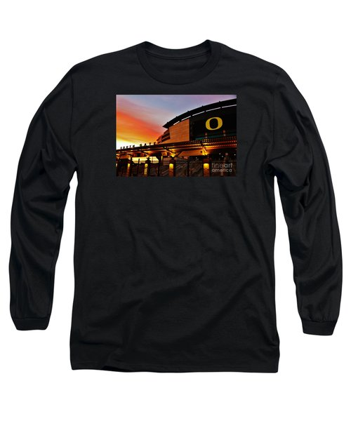 Uo 1 Long Sleeve T-Shirt by Michael Cross