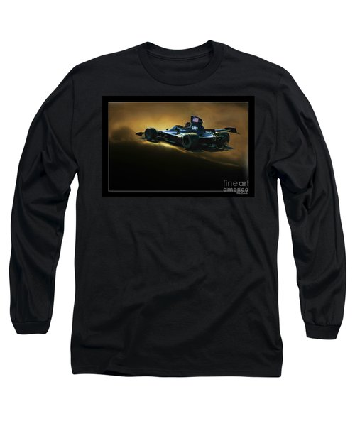 Uop Shadow F1 Car Long Sleeve T-Shirt