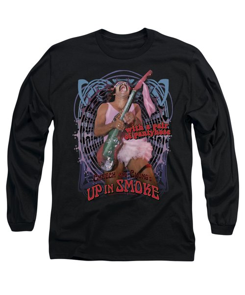 Up In Smoke - Pantyhose Long Sleeve T-Shirt