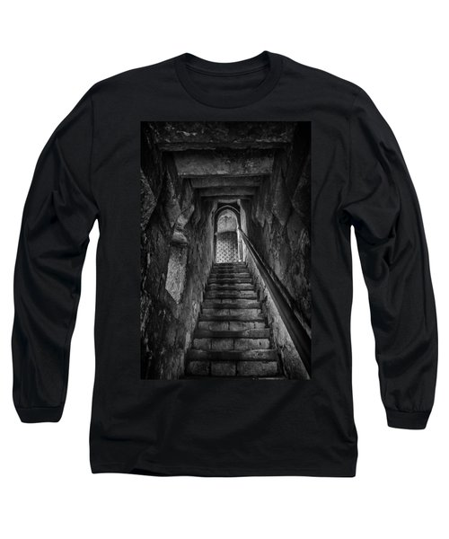Up To The Walls Long Sleeve T-Shirt