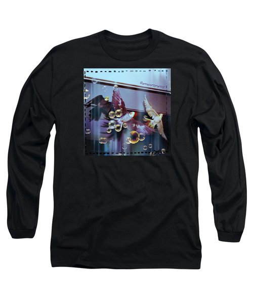 Updraft The Trio Flying Long Sleeve T-Shirt