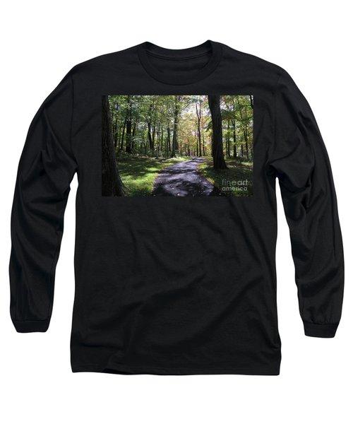 Upj Campus Path Long Sleeve T-Shirt