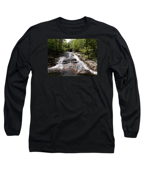 Upper Chapel Brook Falls Long Sleeve T-Shirt