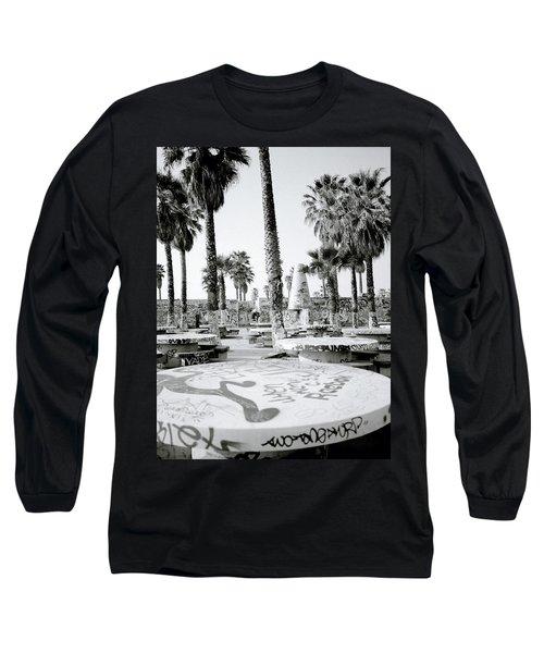 Urban Graffiti  Long Sleeve T-Shirt