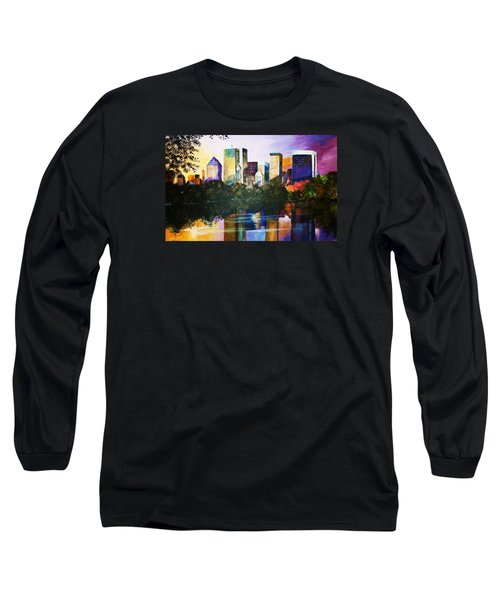 Urban Reflections Long Sleeve T-Shirt by Al Brown