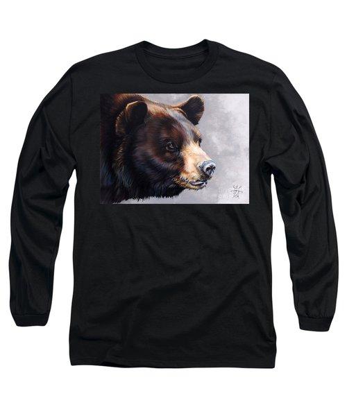 Ursa Major Long Sleeve T-Shirt by J W Baker