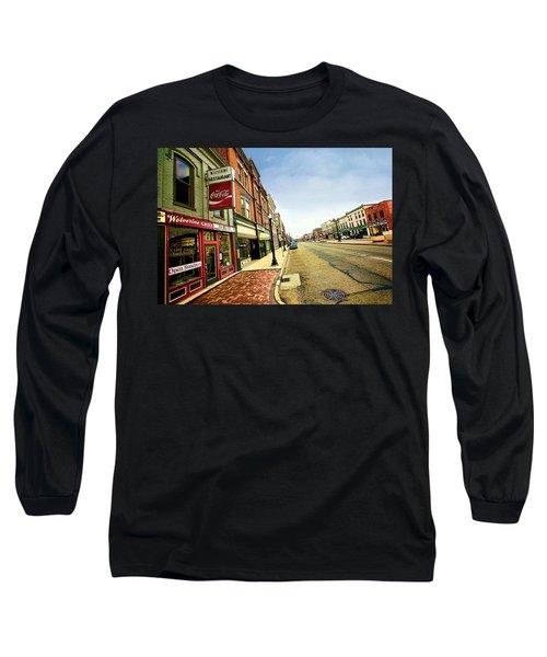 Us 12 Long Sleeve T-Shirt