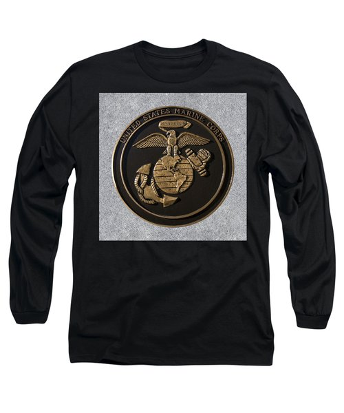 Us Marine Corps Long Sleeve T-Shirt