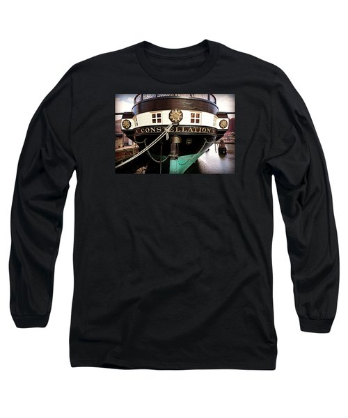 Uss Constellation Long Sleeve T-Shirt