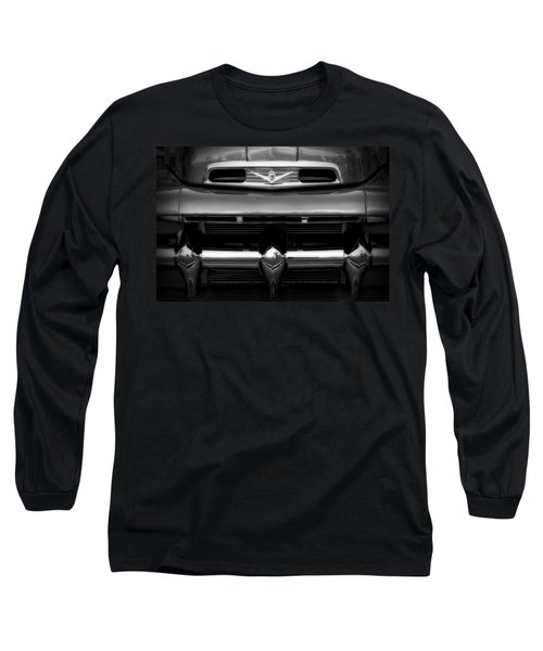 Long Sleeve T-Shirt featuring the photograph V8 Power by Steven Sparks