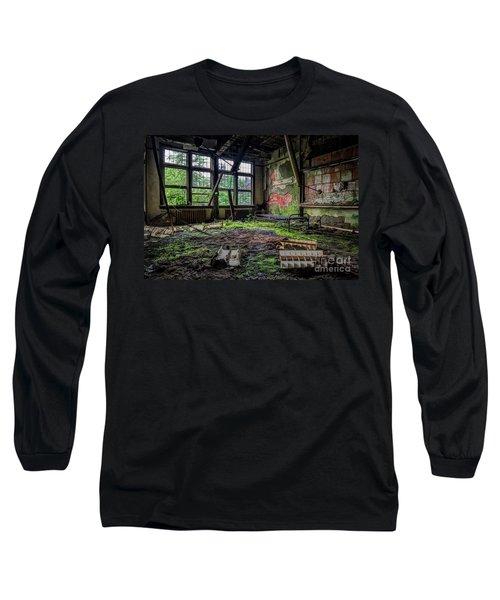 Vacant Long Sleeve T-Shirt