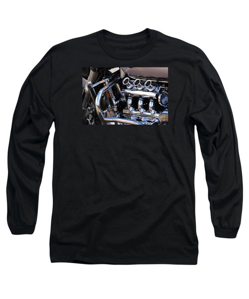 Valkyrie 2 Long Sleeve T-Shirt by Wendy Wilton