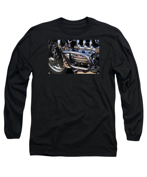 Valkyrie 1 Long Sleeve T-Shirt by Wendy Wilton