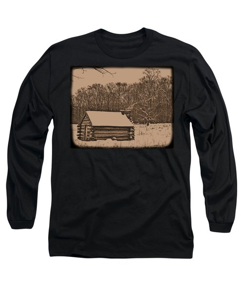 Valley Forge Winter 1 Long Sleeve T-Shirt