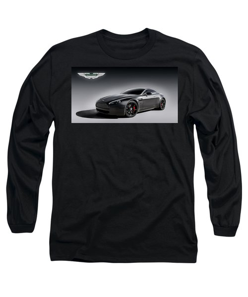 Vantage V12 Long Sleeve T-Shirt by Douglas Pittman