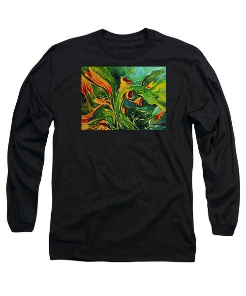 Variation  No.2 Long Sleeve T-Shirt