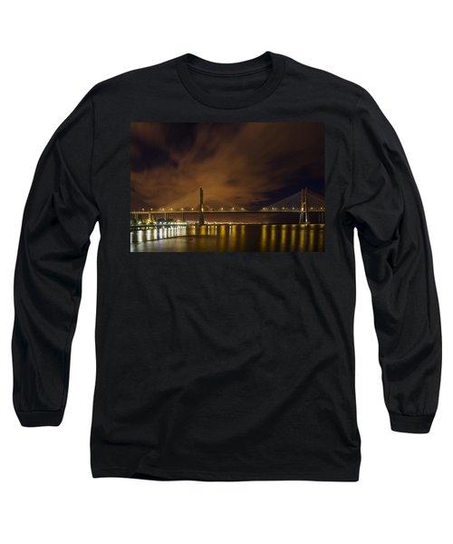 Vasco Da Gama Bridge Long Sleeve T-Shirt