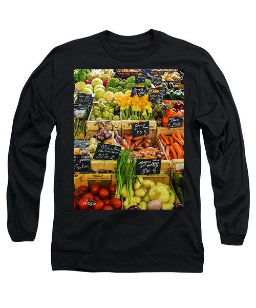 Veg At Marche Provencal Long Sleeve T-Shirt