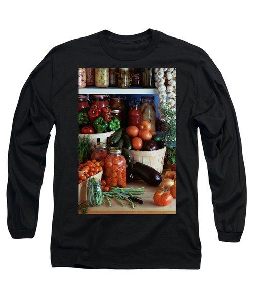 Vegetables For Pickling Long Sleeve T-Shirt
