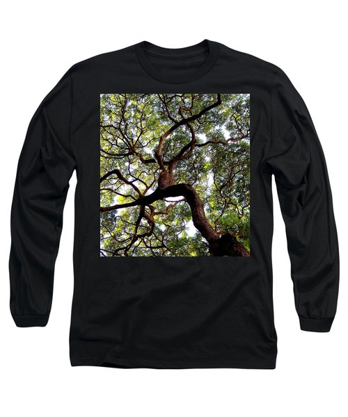 Veins Of Life Long Sleeve T-Shirt