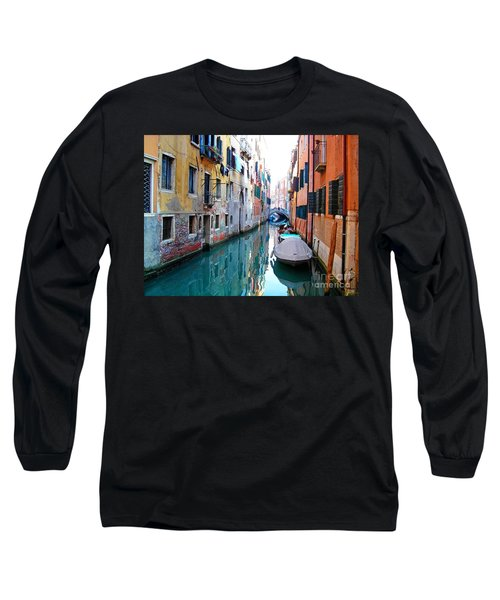 Venetian Calm Long Sleeve T-Shirt