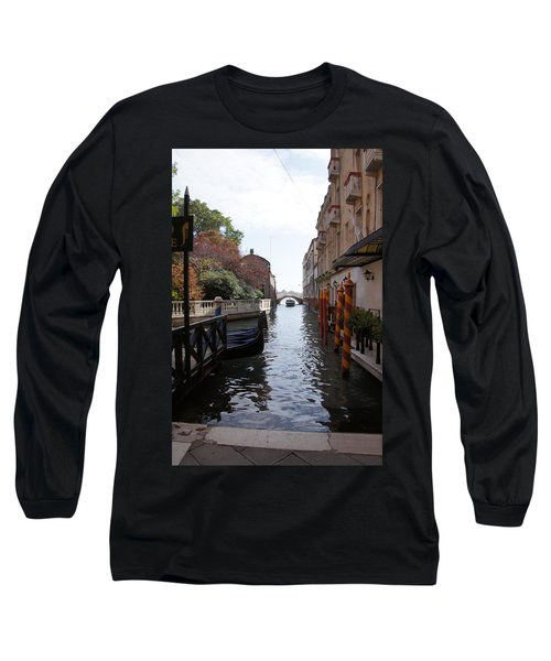 Venice Dock Long Sleeve T-Shirt