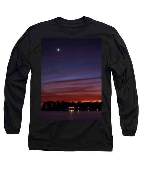 Venus And Mercury Long Sleeve T-Shirt