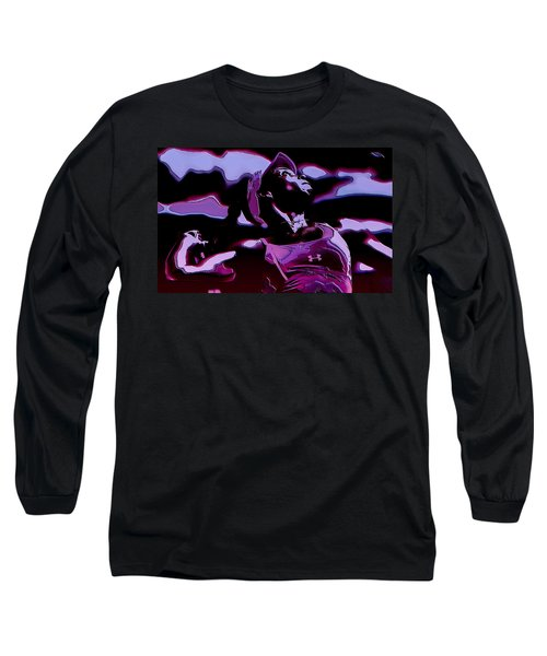 Venus Williams Queen V Long Sleeve T-Shirt by Brian Reaves