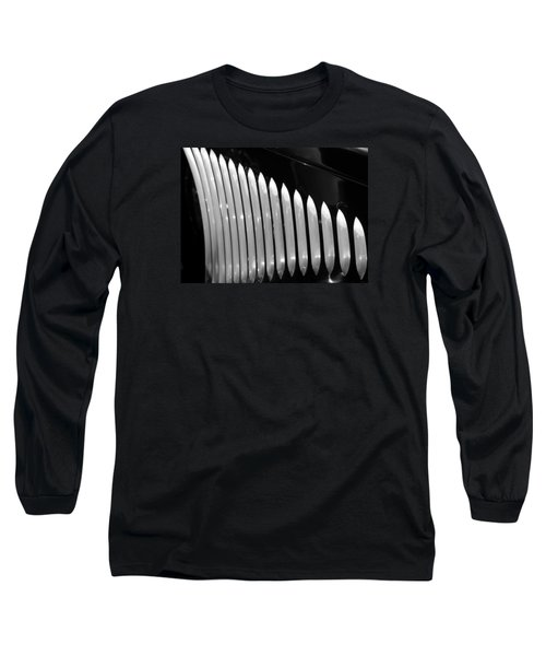 Long Sleeve T-Shirt featuring the photograph Vertical Vents by Rebecca Davis