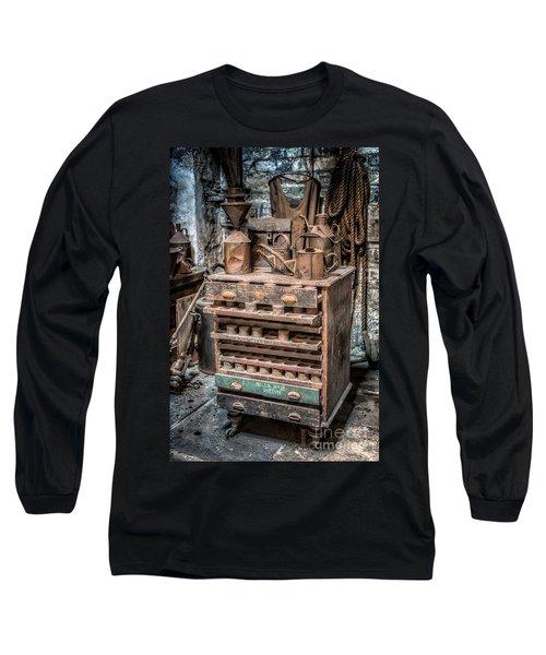 Victorian Workshop Long Sleeve T-Shirt